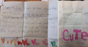 Kids Love Letters