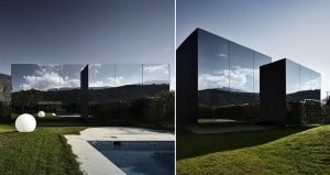 Mirrored Holiday Homes