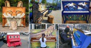 beautiful Pianos