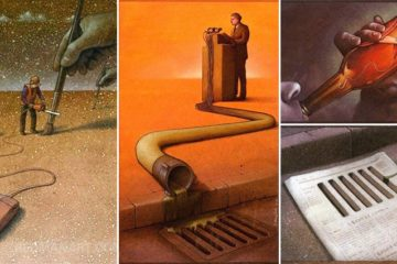 Pawel Kuczynski drawings
