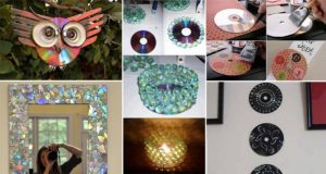 Recycle Old CD's