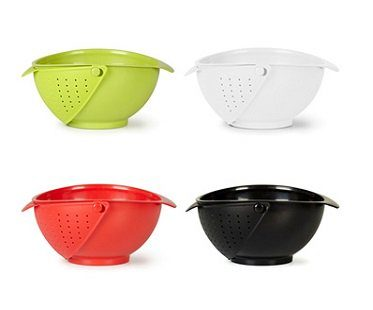 Rinse Bowl and Strainer colours