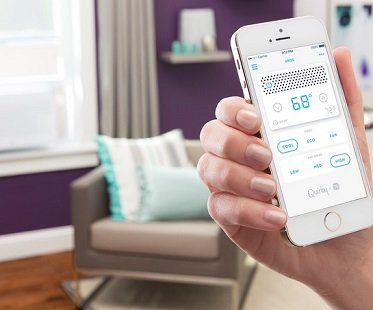 Smart Window Air Conditioner app