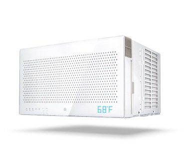 Smart Window Air Conditioner unit