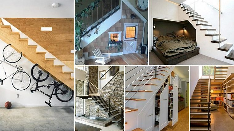Amazing Awesome Under Stair Spaces Amazing Ideas