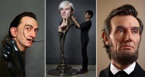 Lifelike Sculptures
