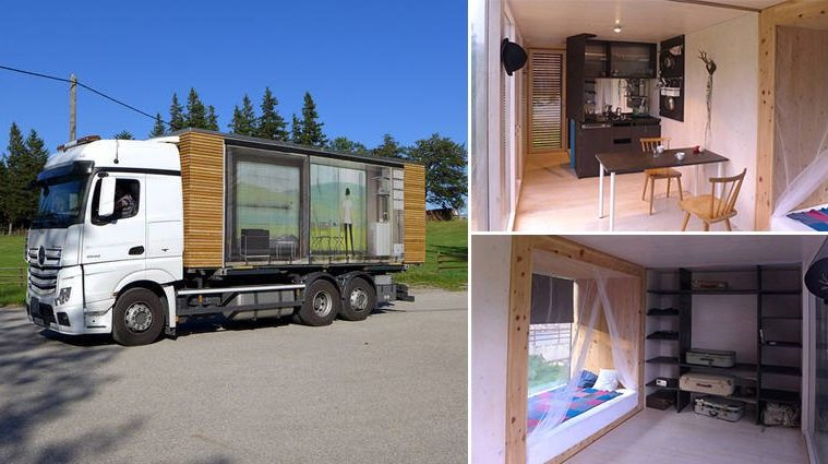 Moving House Has Never Been Easier With One Of These Awesome Tiny Storage  Container Houses
