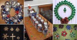 Strange DIY Christmas Decorations