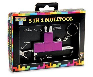 Tetris 5-In-1 Multitool box