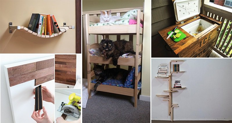 14 ways to transform basic ikea items into something awesome for Transform ikea furniture