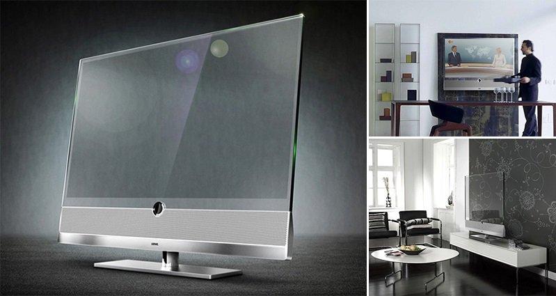 Transparent HDTV