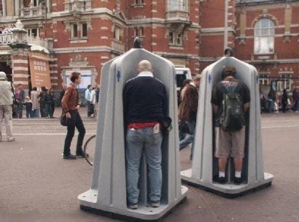 Urinal-open