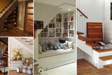 Ways To Use Under Stair space