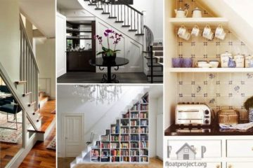 Ways To Use Under Stairs space