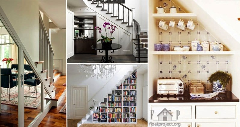 14 Awesome Ways To Use Your Under Stair Area Part 1