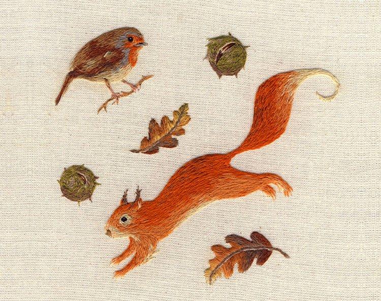 animal-embroidery-chloe-giordano-robin