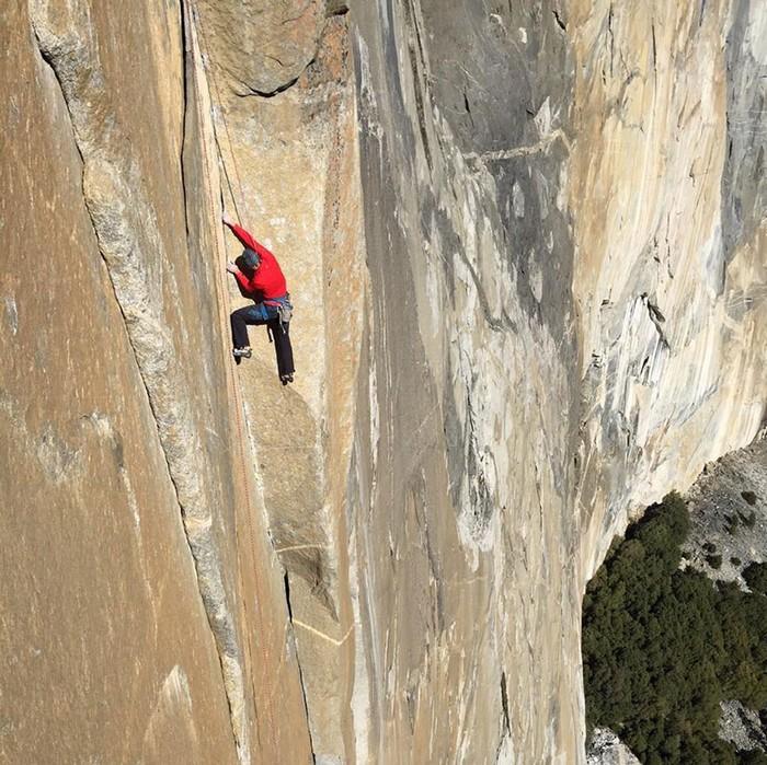 ascending mountain