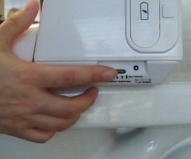 auto lift toilet seat