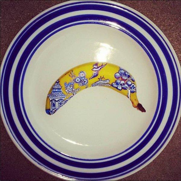 banana-china-pattern