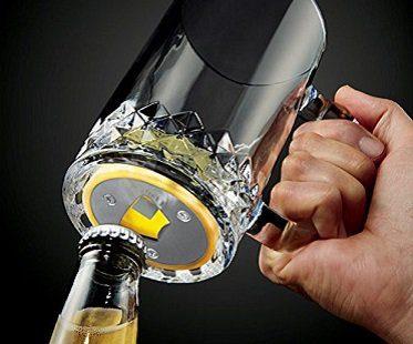 beer mug bottle opener