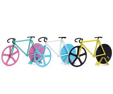 bicycle pizza cutter colours