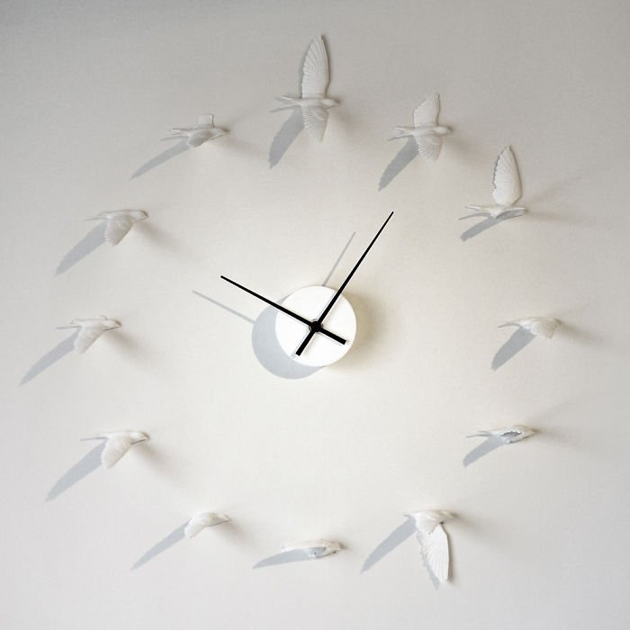 bird-sparrow-clock