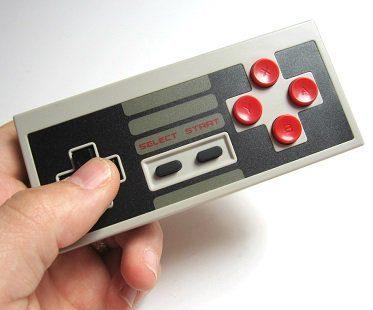 bluetooth classic nes controller retro wireless