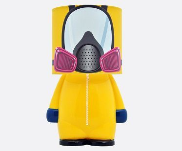 breaking bad cook suit lamp front