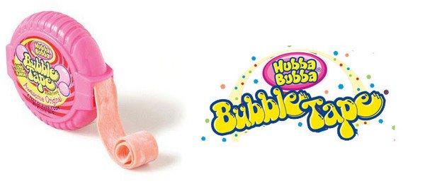 bubble tape