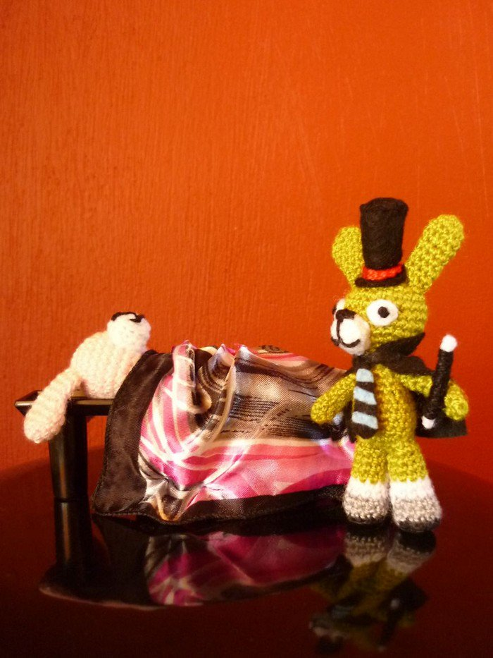 bunny magician