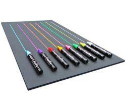 chalk marker pens