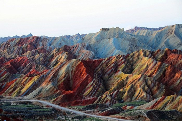 china-zhangye-danaxia-landform-stripe