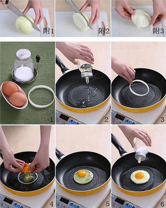 circular egg