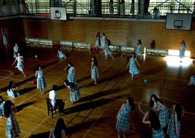 clone girls gym
