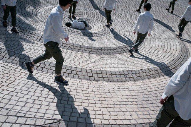 clone men circle