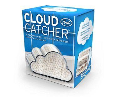 cloud cotton swab holder box
