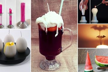 creative Candle Designs