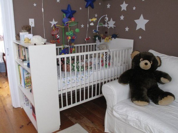 crib shelves