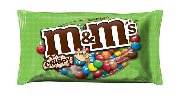 crispy m and ms