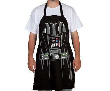 darth vader apron. Black Bedroom Furniture Sets. Home Design Ideas