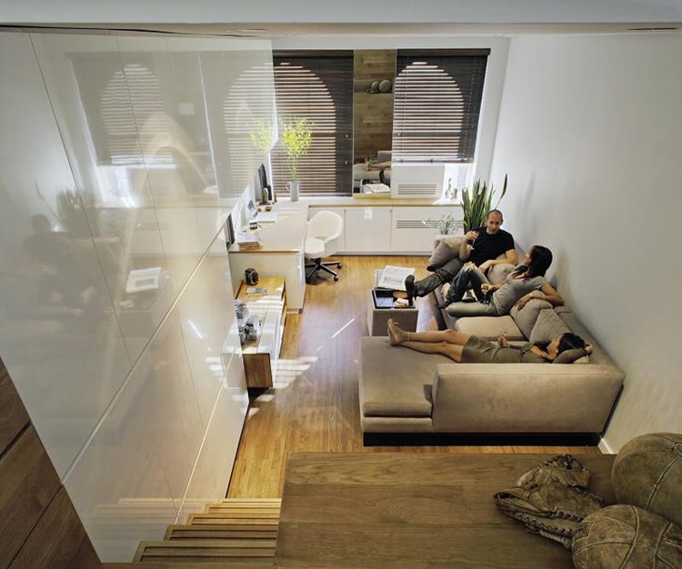 500 Sq Ft Room: These Guys Really Know How To Live Large In A Small Apartment
