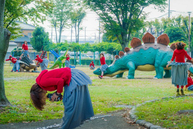 dinosaurs clones