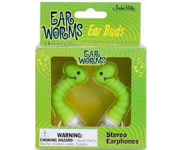 earworm earphones pack
