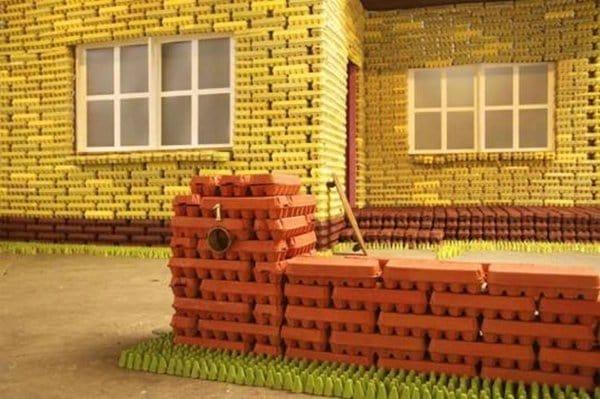 egg-carton-house