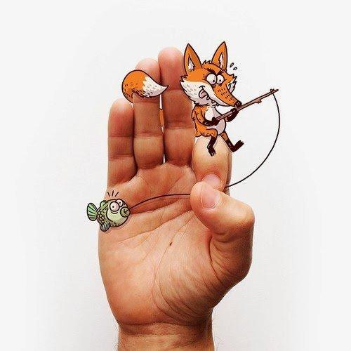 f fox fish