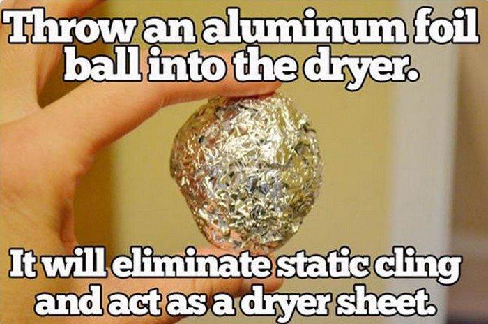 foil ball