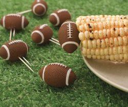football corn holders