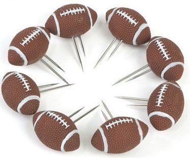 football corn holders pack