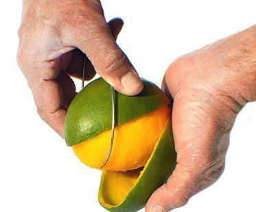 fruit and veg prep tool mango