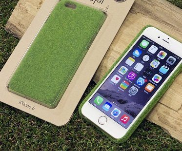 grass iPhone case lush lawn
